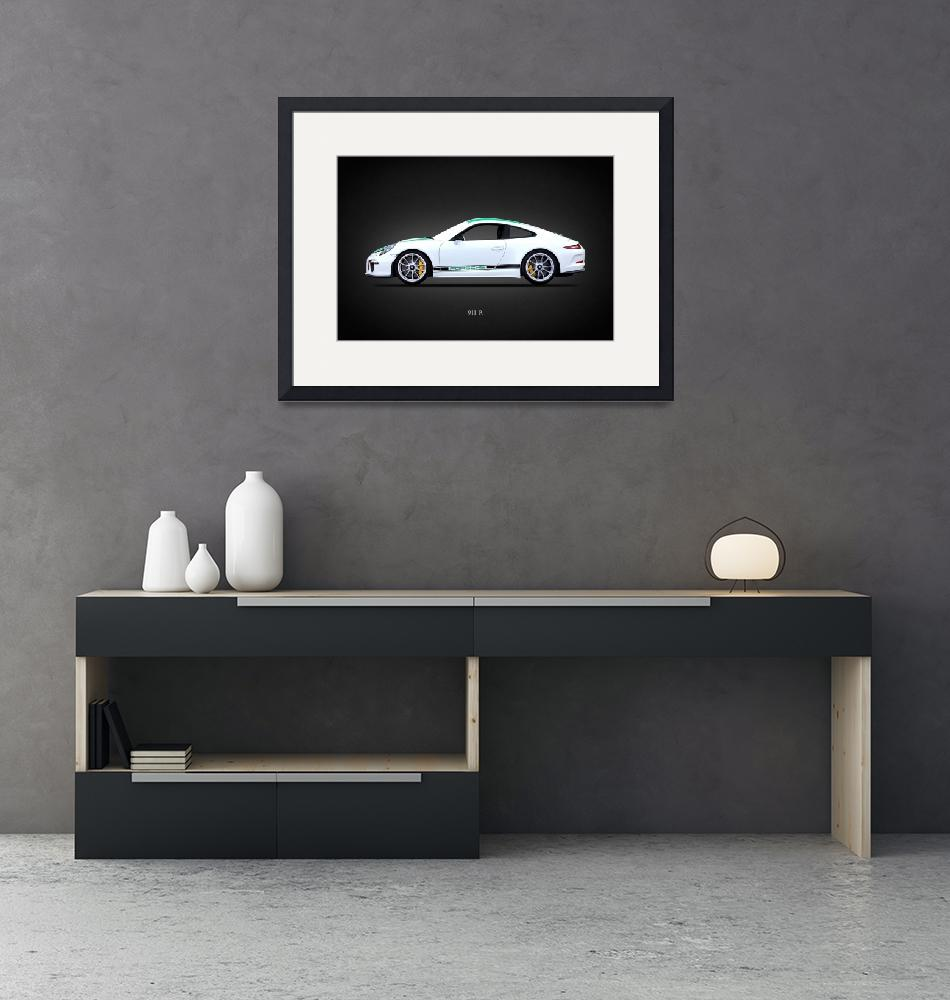 """""""The 911 R Type 991""""  (2016) by mark-rogan"""