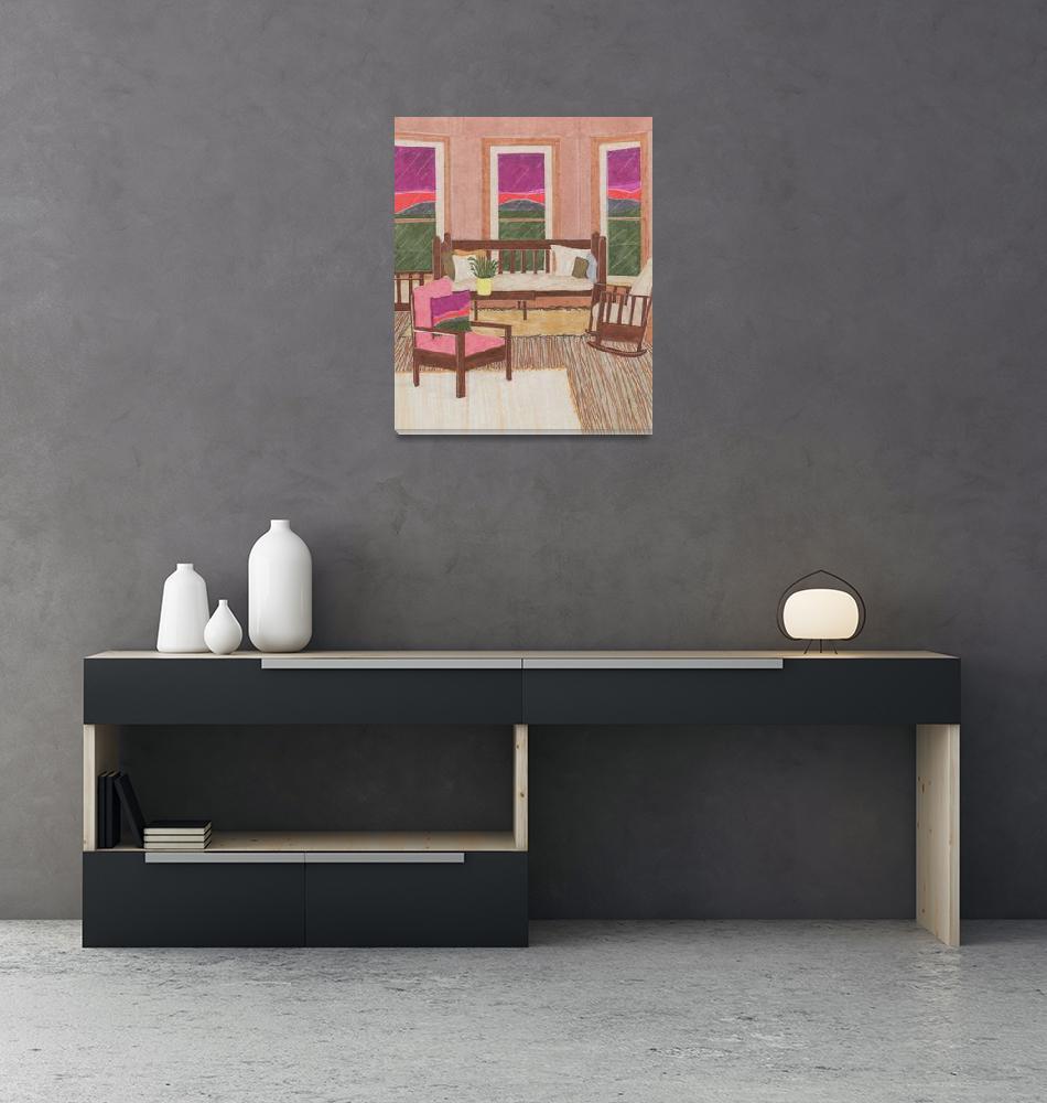 """Interior Design""  (1995) by JasonGirard"