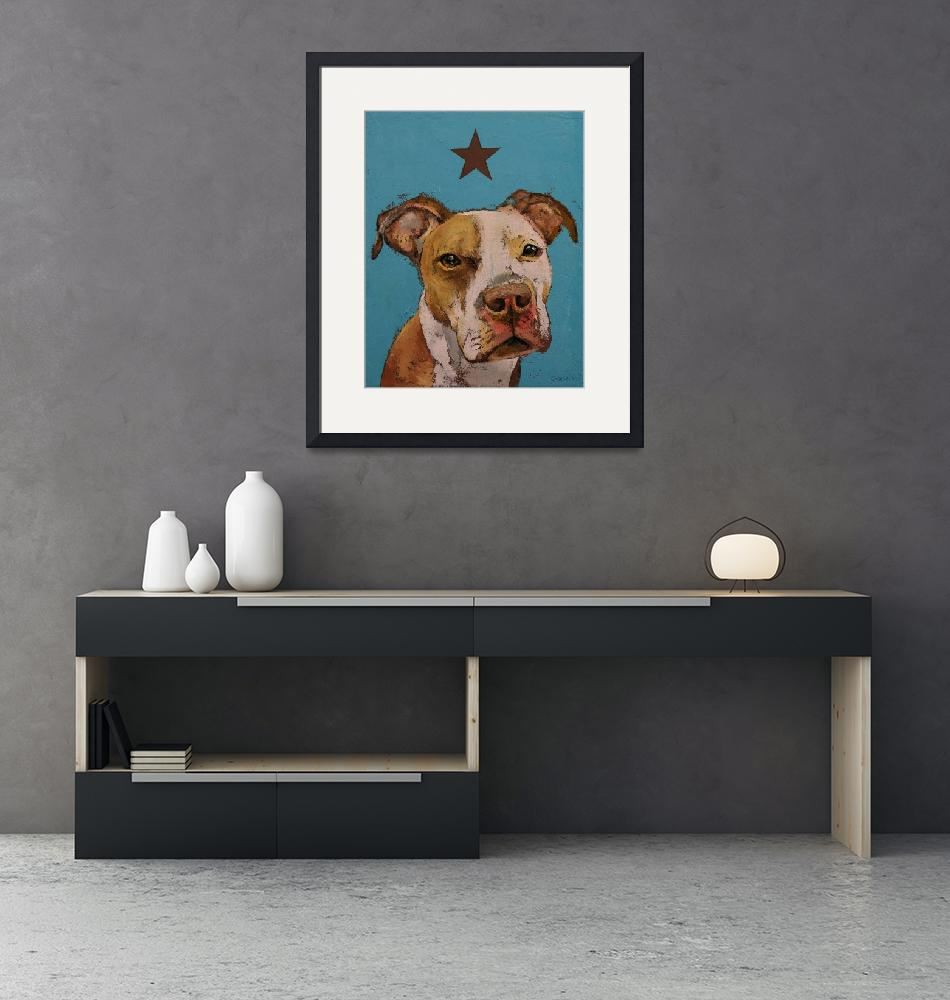 """""""American Pit Bull""""  by creese"""