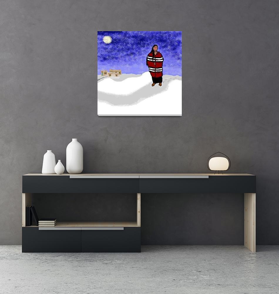 """""""Winter Walk""""  (2009) by ckbesq"""