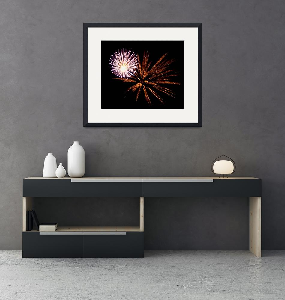 """Fireworks #24""  (2008) by rayjacque"