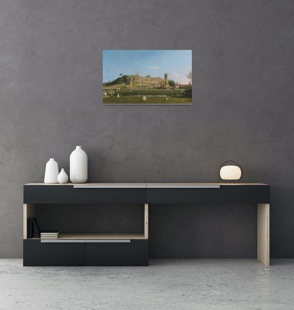 """Leto, Ghana ~Warwick Castle""  by Old_master"