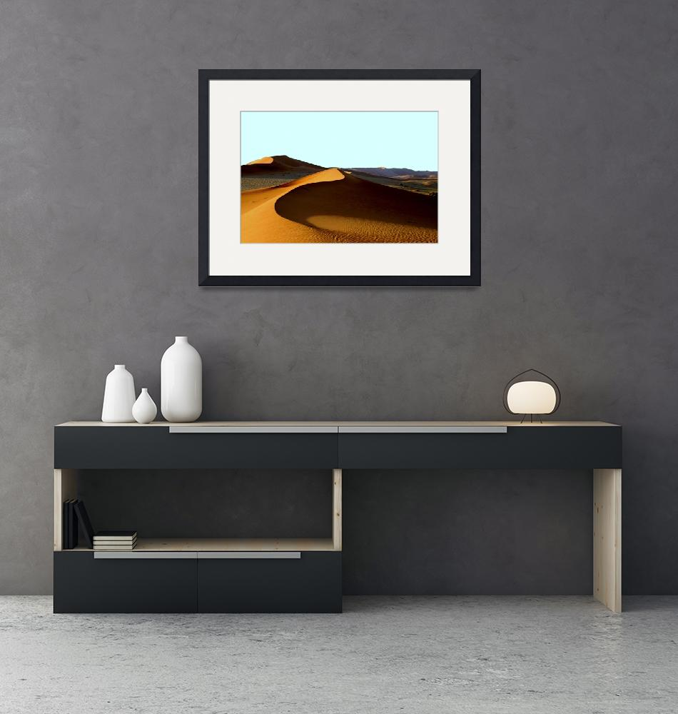 """""""Shape of the dunes""""  by RIANA"""
