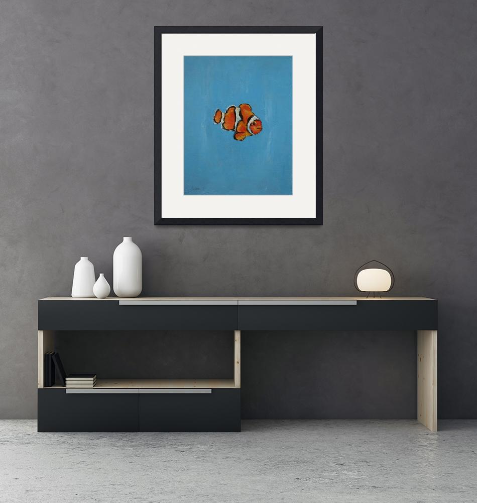 """""""Clownfish""""  by creese"""