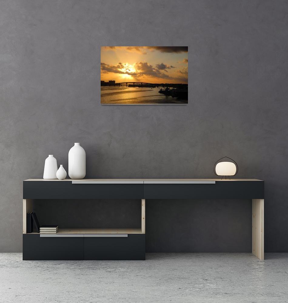 """Bahama Sunrise""  (2008) by kraney"