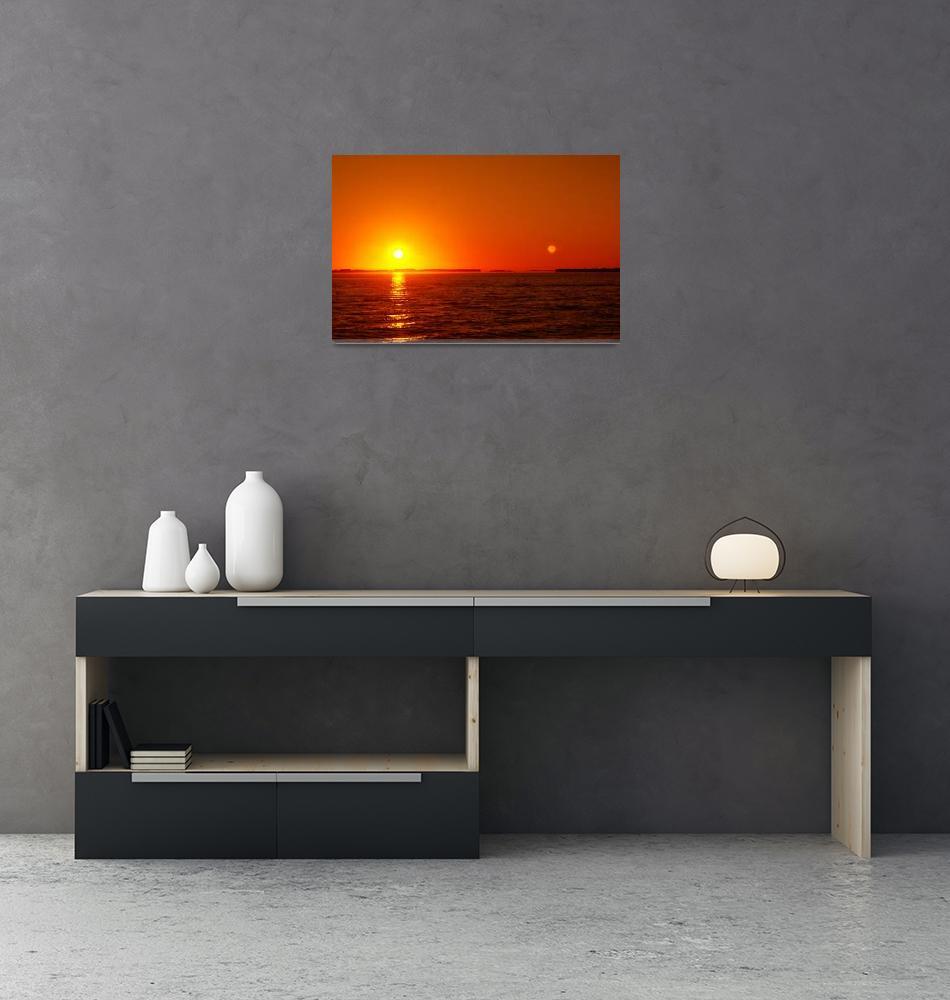 """Sun Worship""  (2009) by Debrene"