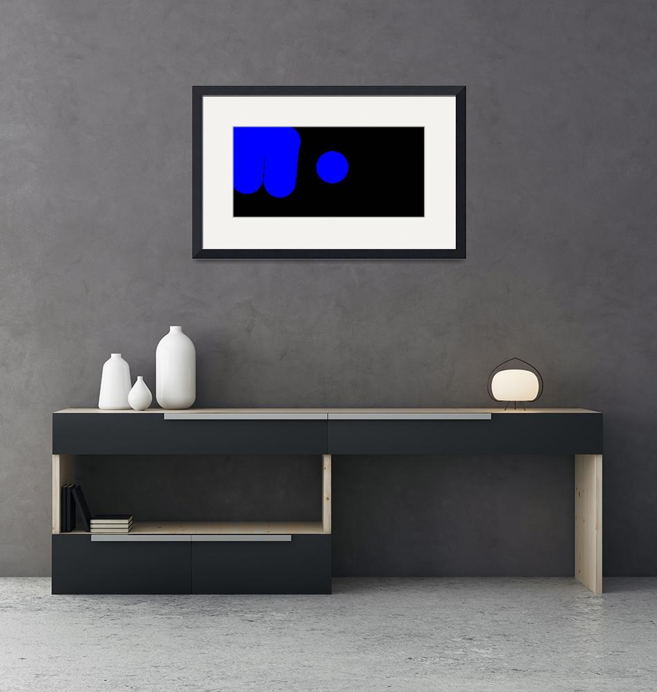 """""""Blue Moon Black (2008)""""  by quhm1977"""