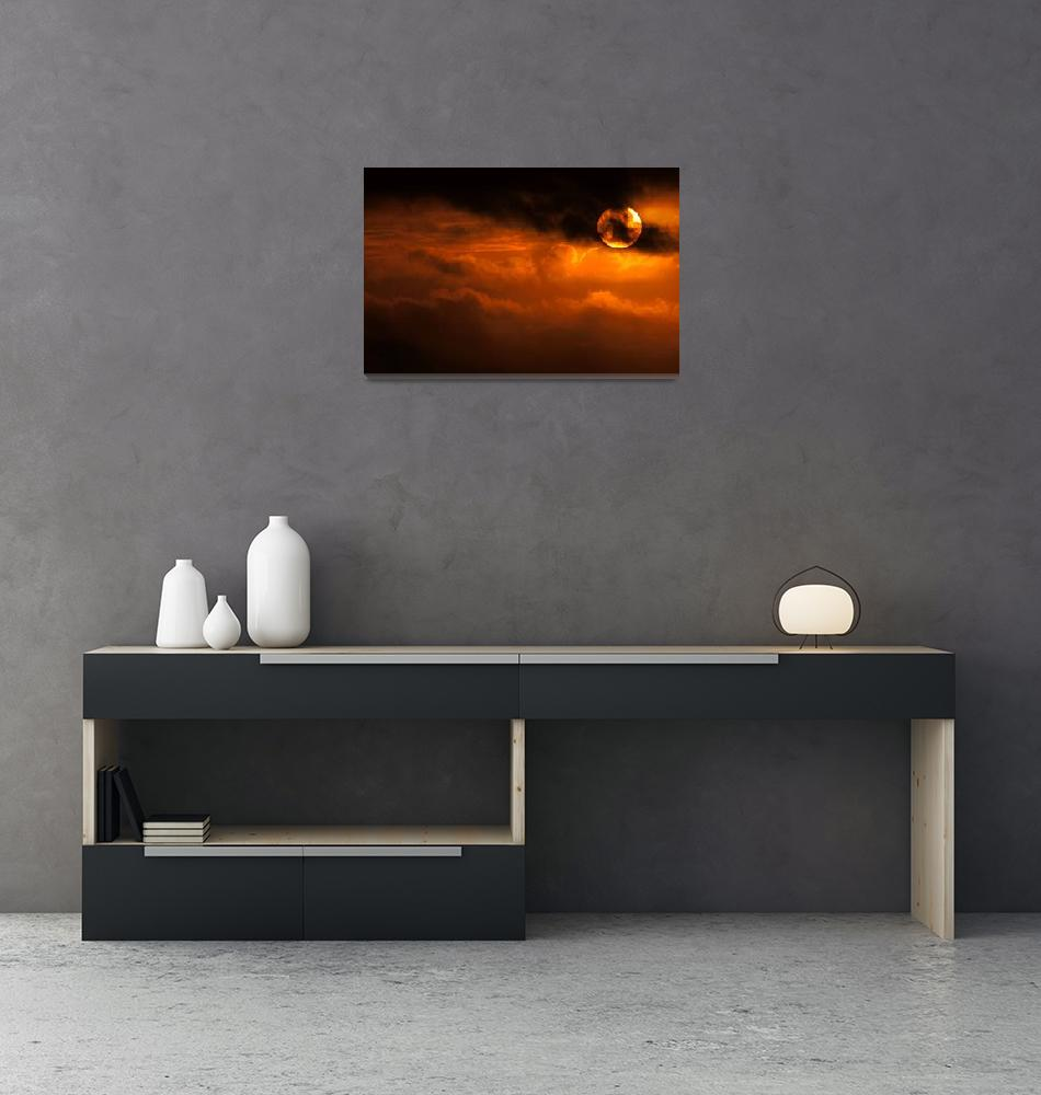 """Eclipse""  (2011) by andrewparmi"