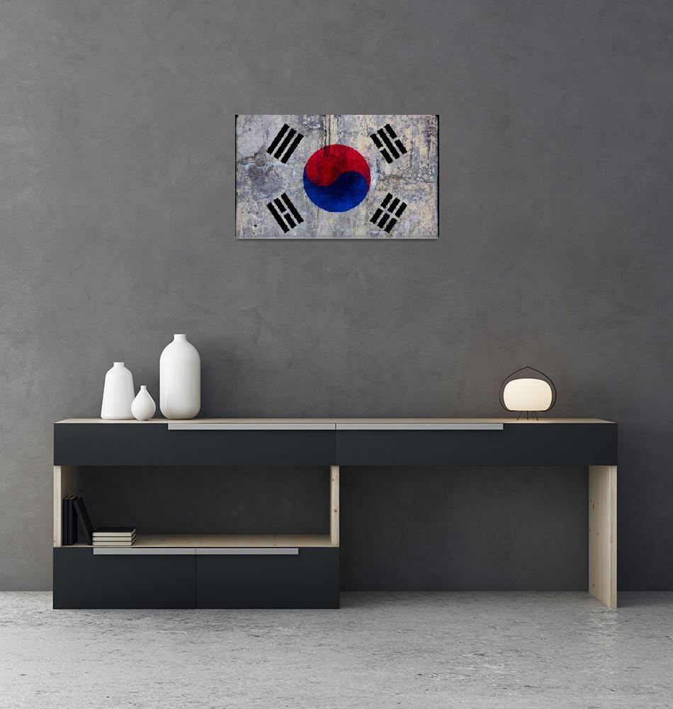 """SOUTH KOREA""  (2014) by thegriffinpassant"