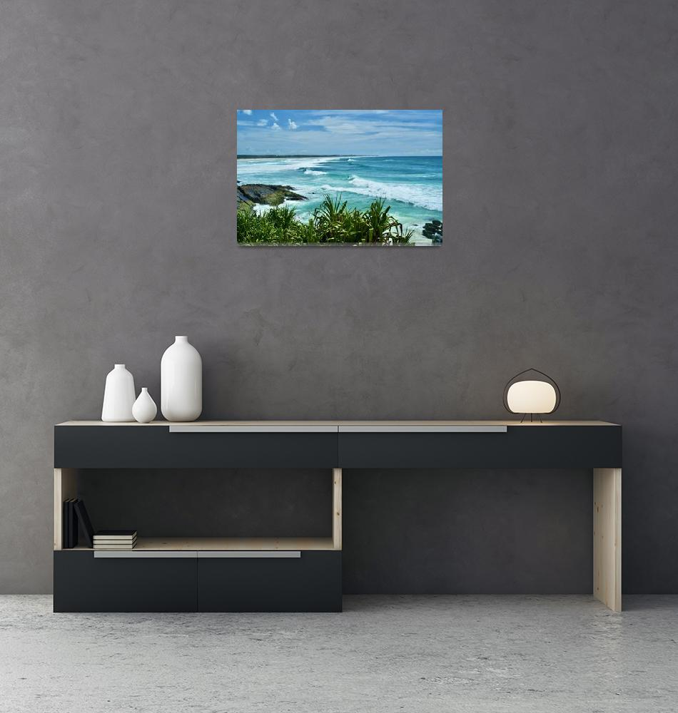 """""""Cabarita Beach 3""""  by ebonflow"""