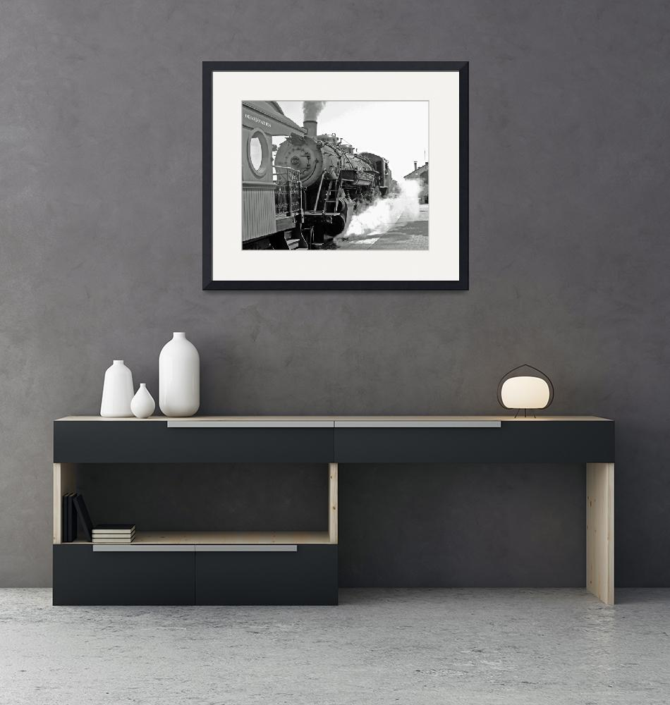 """""""Steam Engine""""  (2016) by rtbphoto71"""