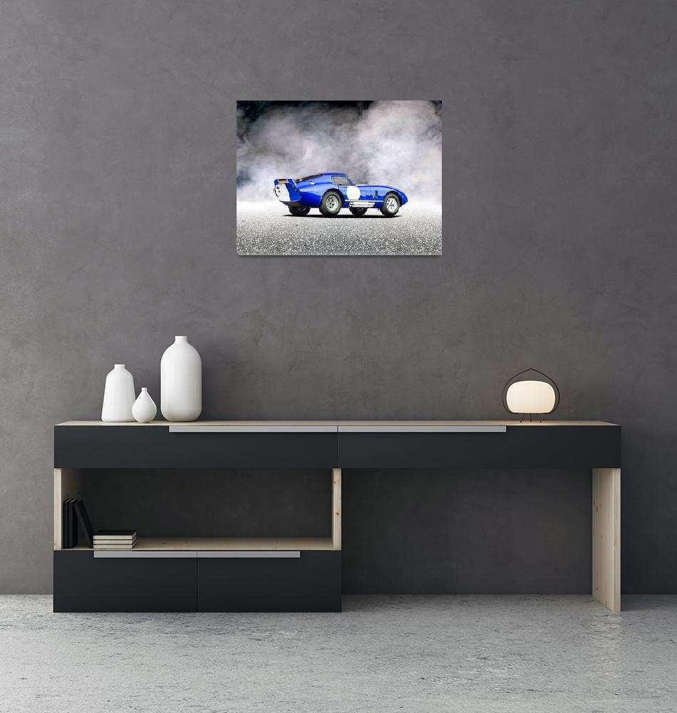 """""""The Shelby Daytona""""  (2015) by mark-rogan"""