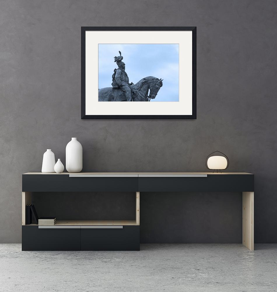 """""""Rome Statue (9)""""  by LutherBailey"""