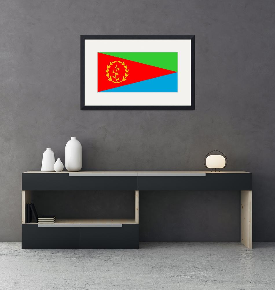 """Eritrea""  by tony4urban"