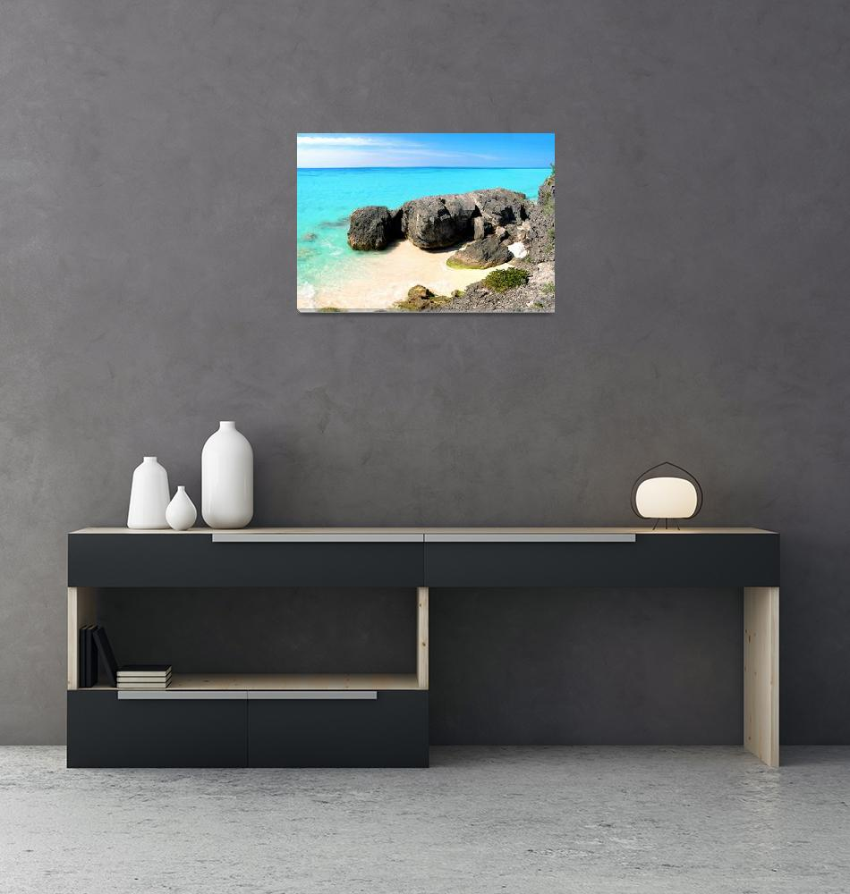 """Whale Bone Bay""  by northernfoto"