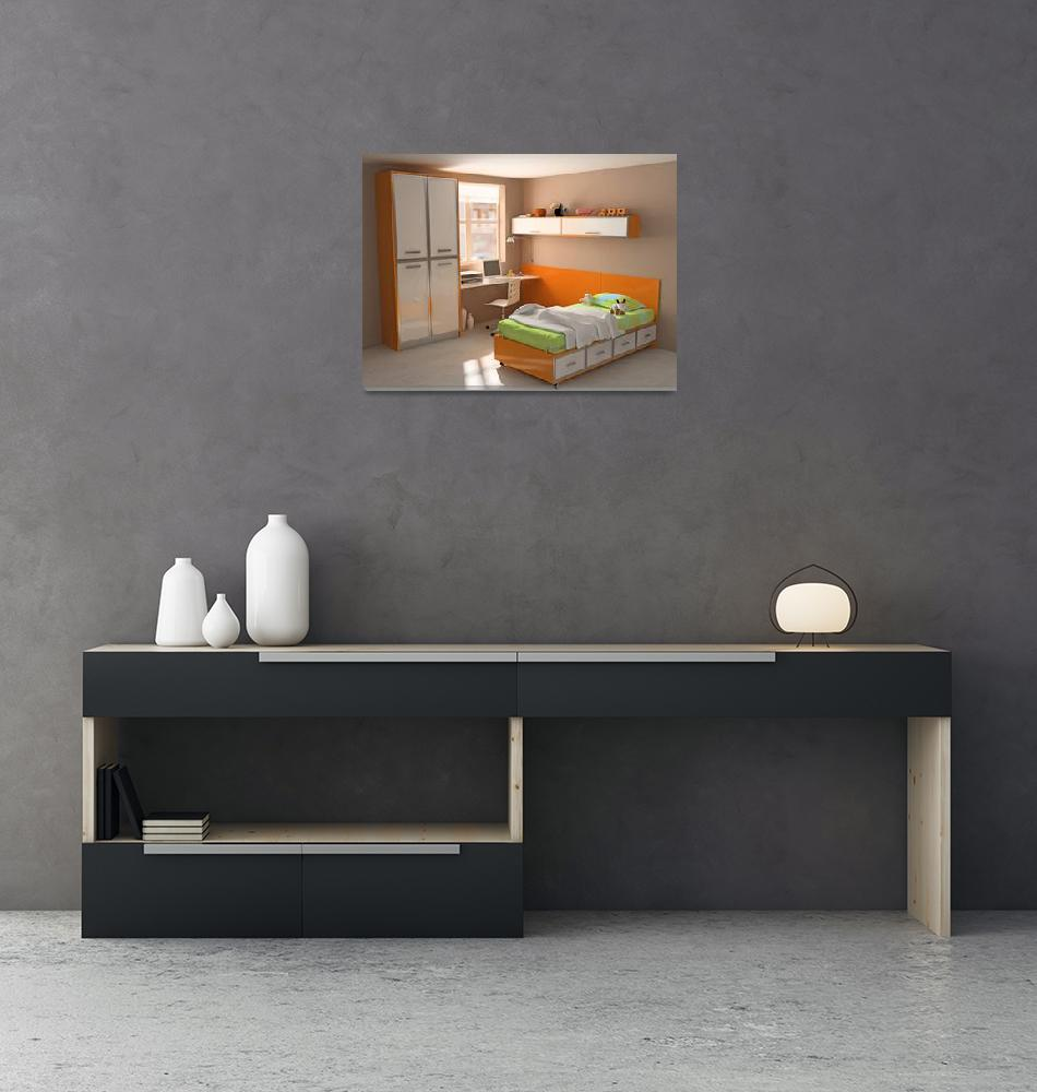 """Modern Interior Design""  by dreamstudio"