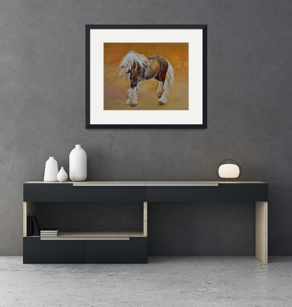 """""""Gypsy Pony""""  by creese"""