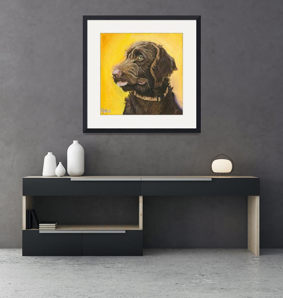 """""""Labradoodle""""  by MichelleNoe"""