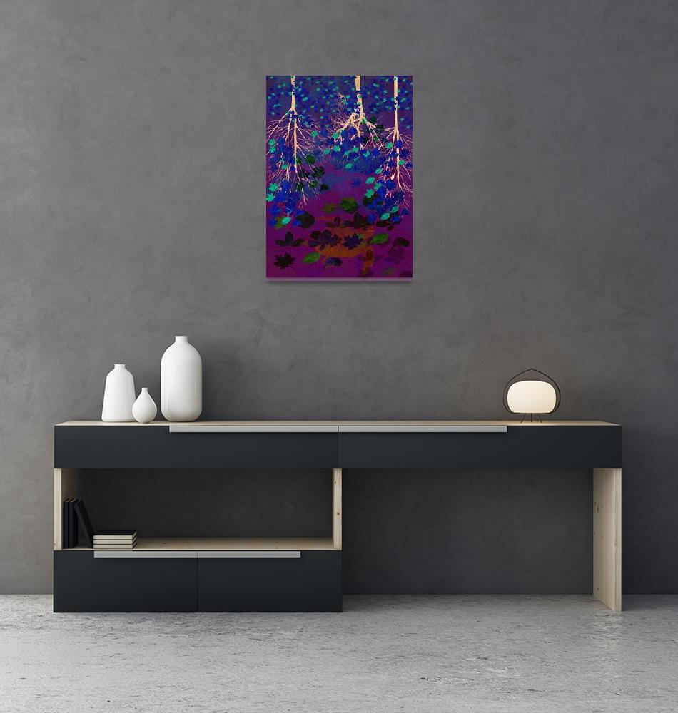 """Three dimensions""  by Design4uStudio"