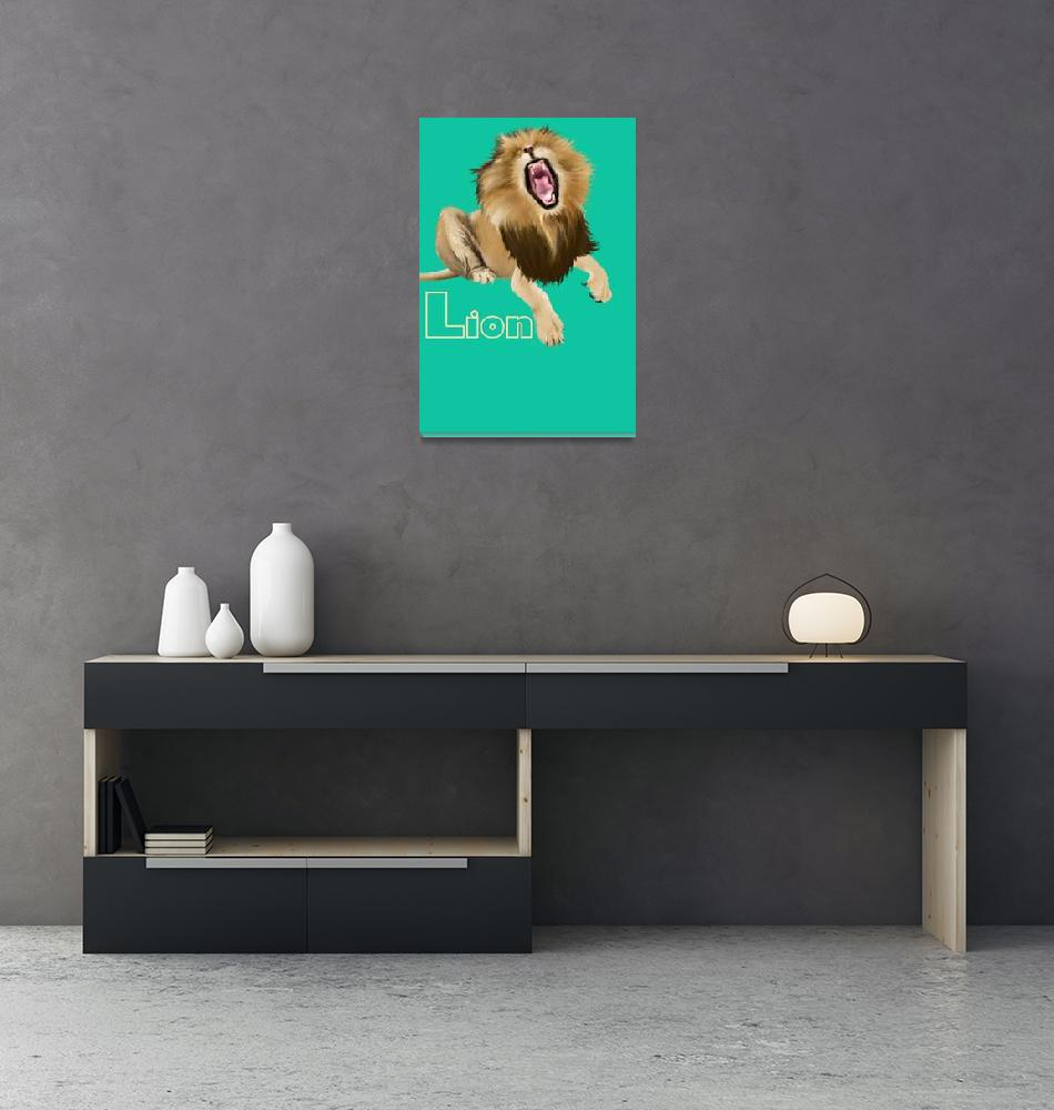 """""""lion""""  by JennaAllyce"""