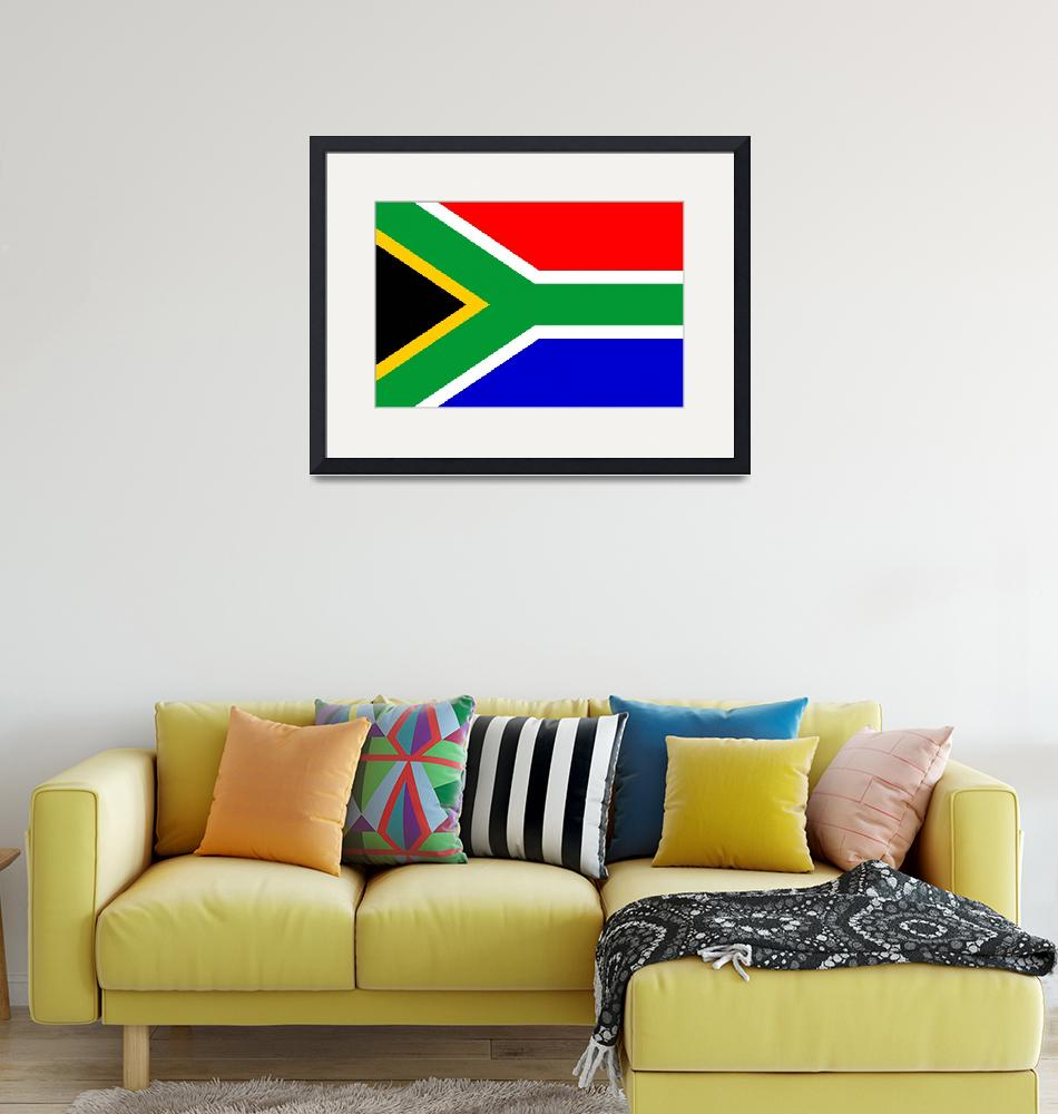 """""""Anonymous_Flag_of_South_Africa""""  by ArgosDesigns"""