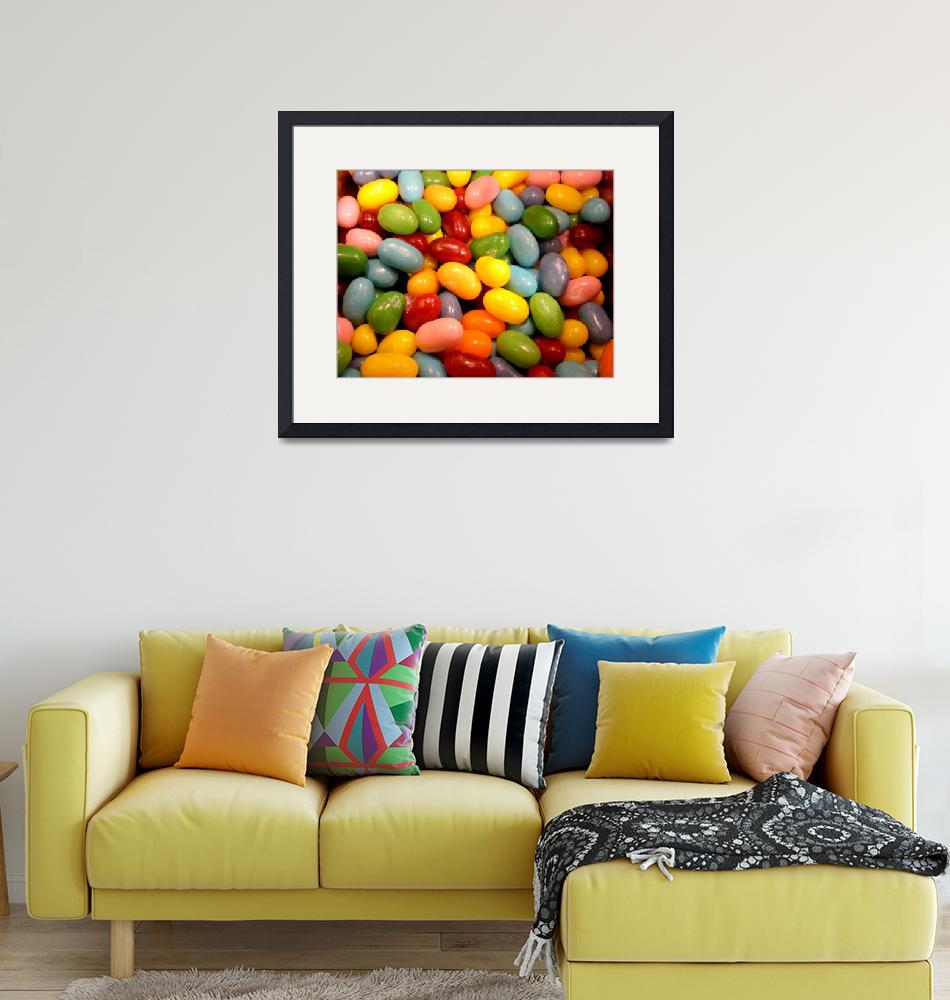 """""""Jelly Beans""""  (2008) by erinnissley"""