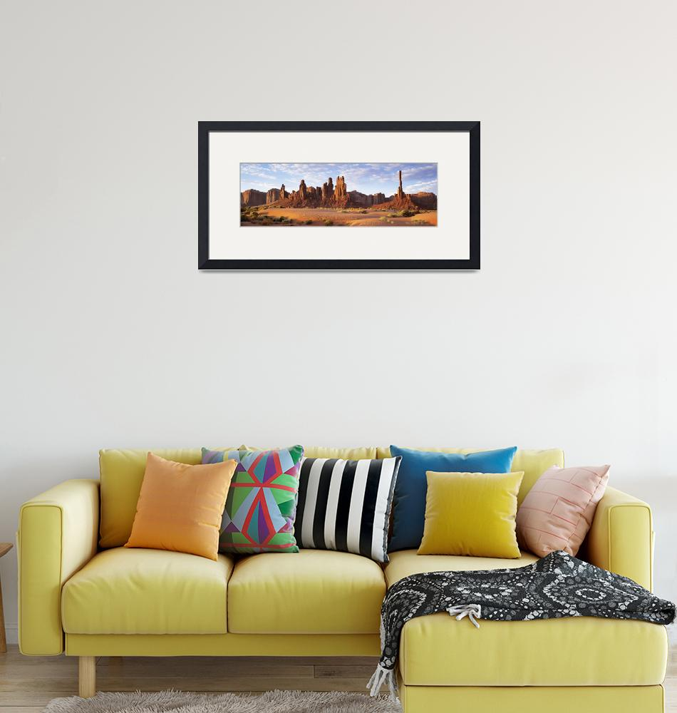 """Monument Valley AZ""  by Panoramic_Images"