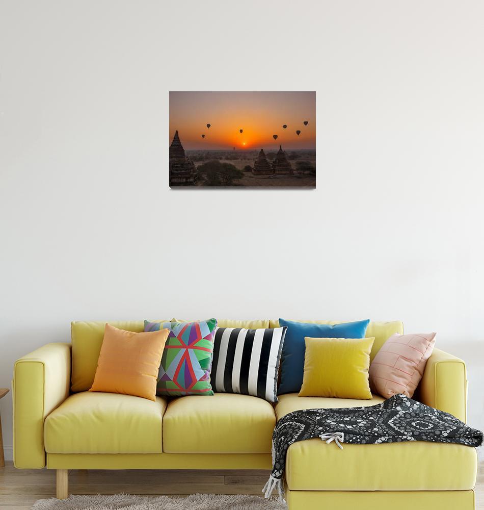 """Sunrise""  by AJRain"