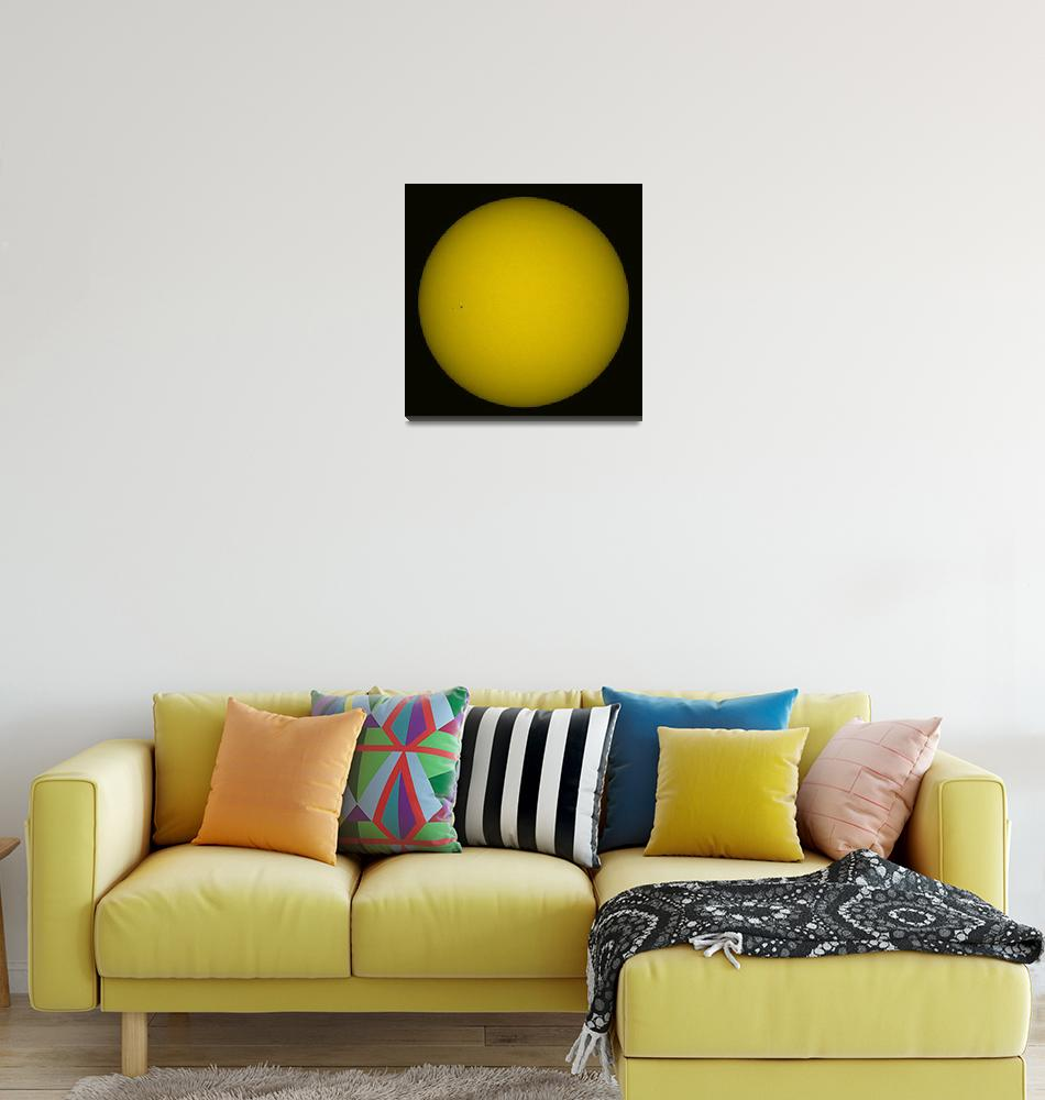 """The Sun""  (2011) by postpainting"