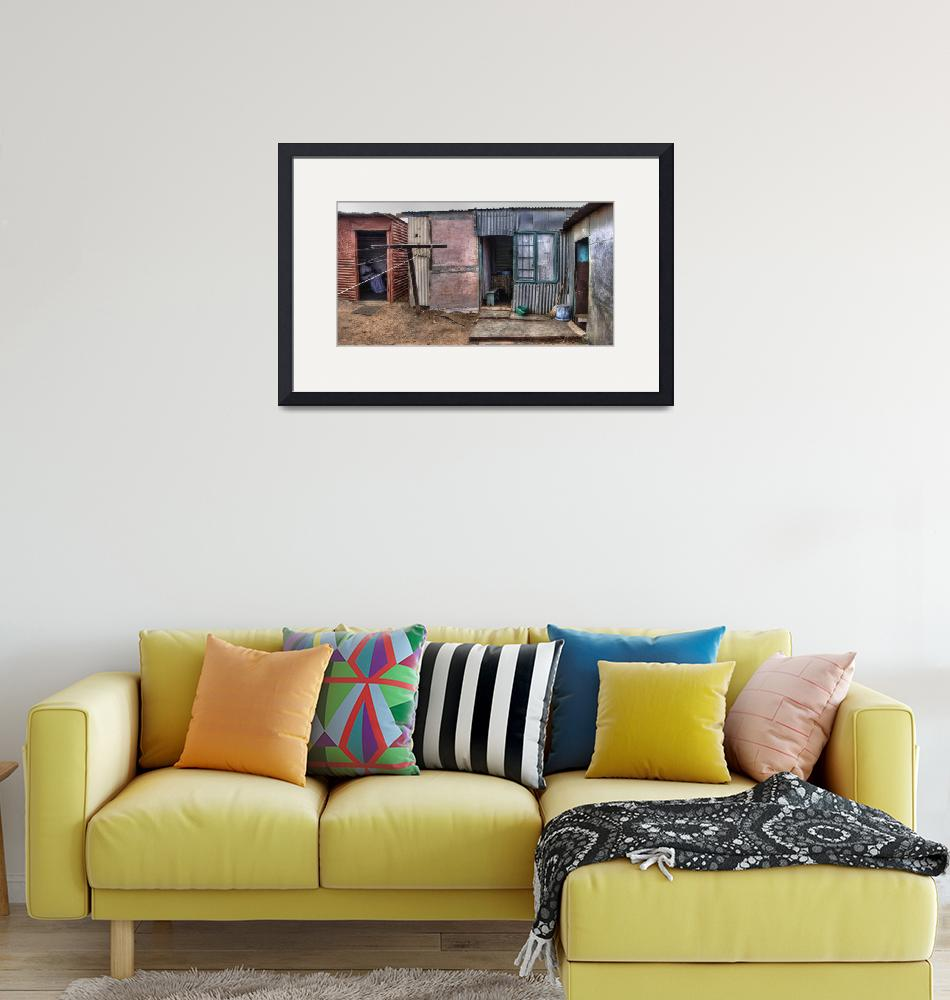 """""""Soweto HDR""""  (2009) by benedwards"""
