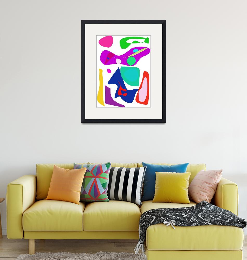 """""""The First Abstract""""  by masabo"""