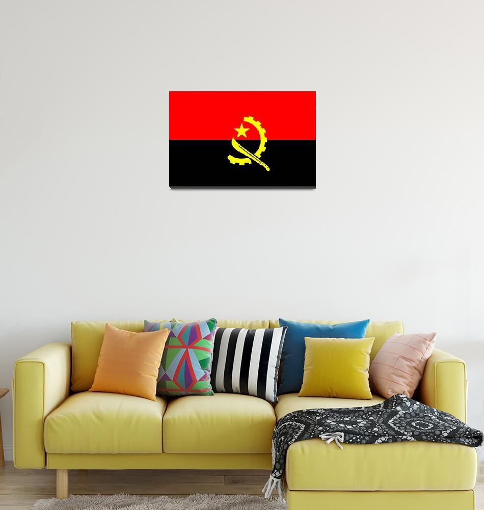 """""""Angola""""  by tony4urban"""