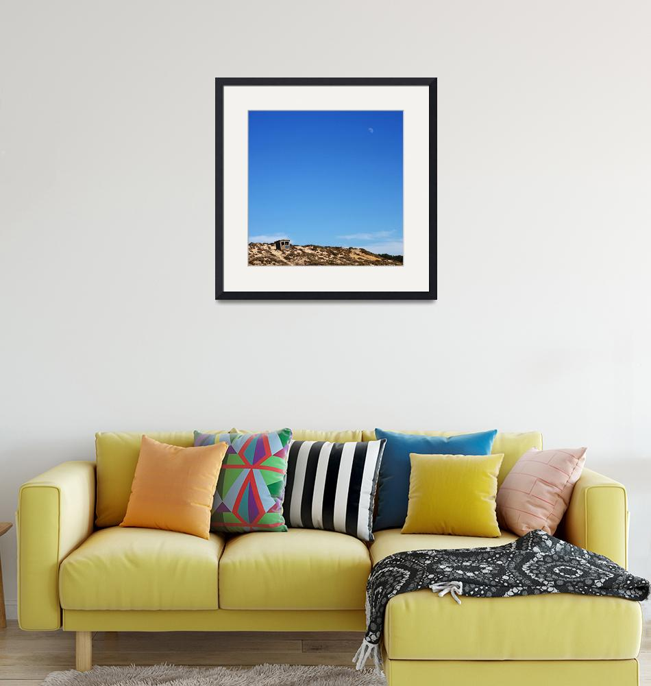 """""""The dunes and the moon""""  (2008) by jhrphoto"""