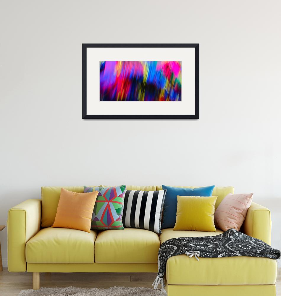 """""""Colorful Scarf""""  (2012) by levucuong"""