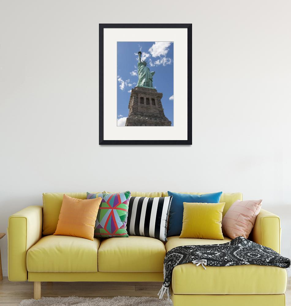 """Statue of Liberty 21""  (2017) by angelophotos"