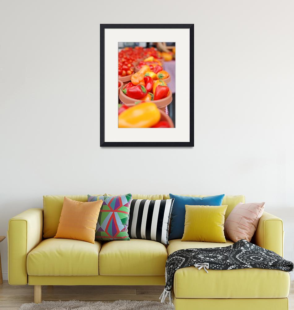 """""""Perfect Peppers"""" (2008) by fullmoonphotography"""