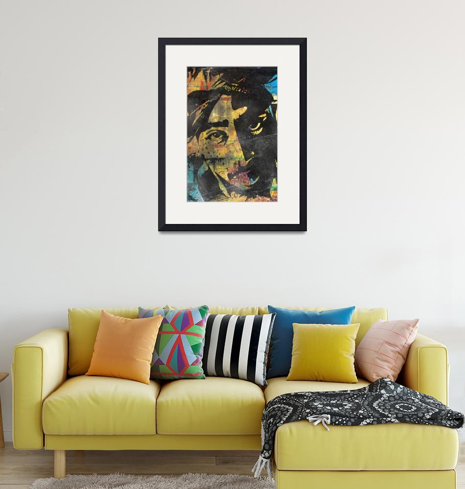 """""""Tupac""""  (2010) by PhDesign"""