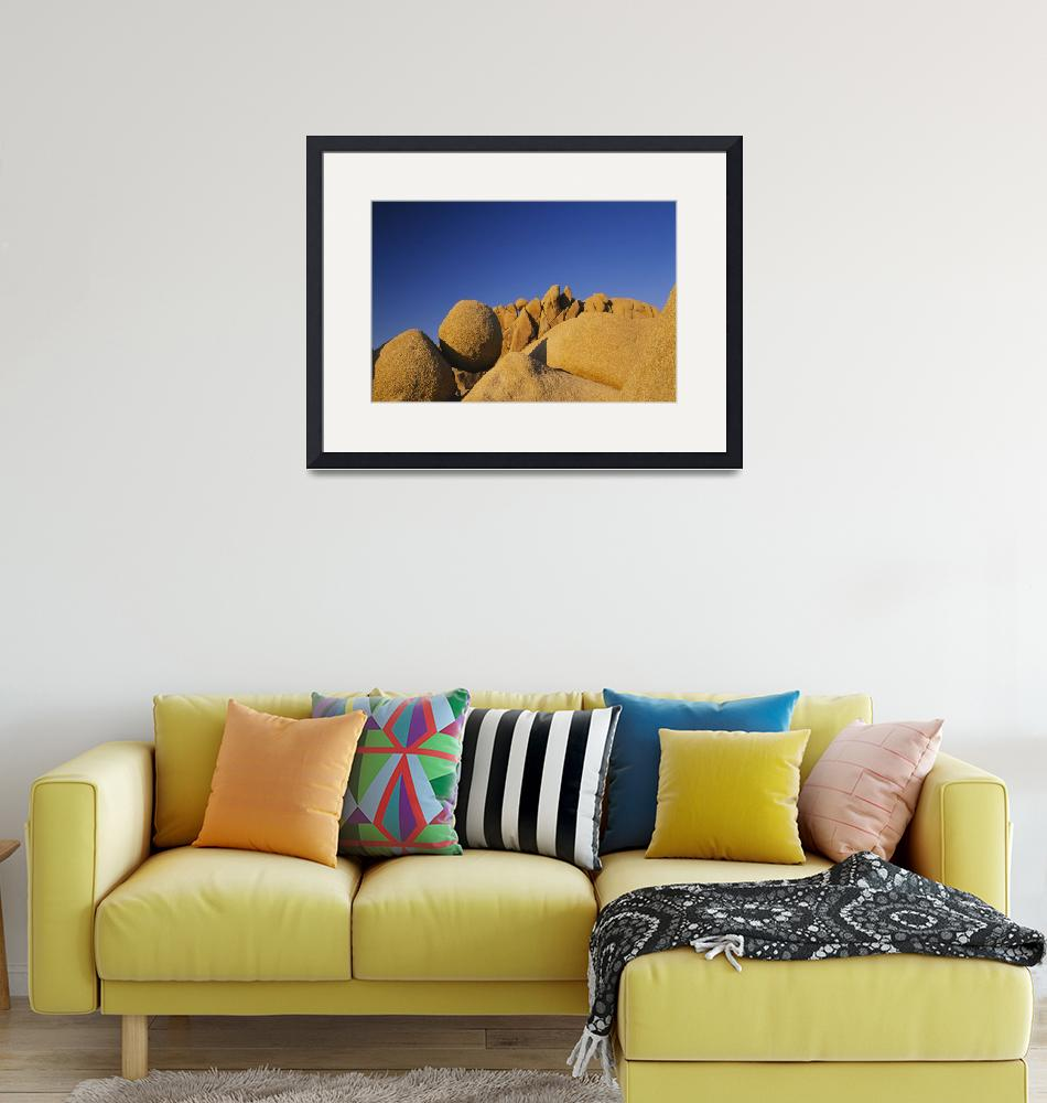 """""""Low angle view of rock formations""""  by Panoramic_Images"""