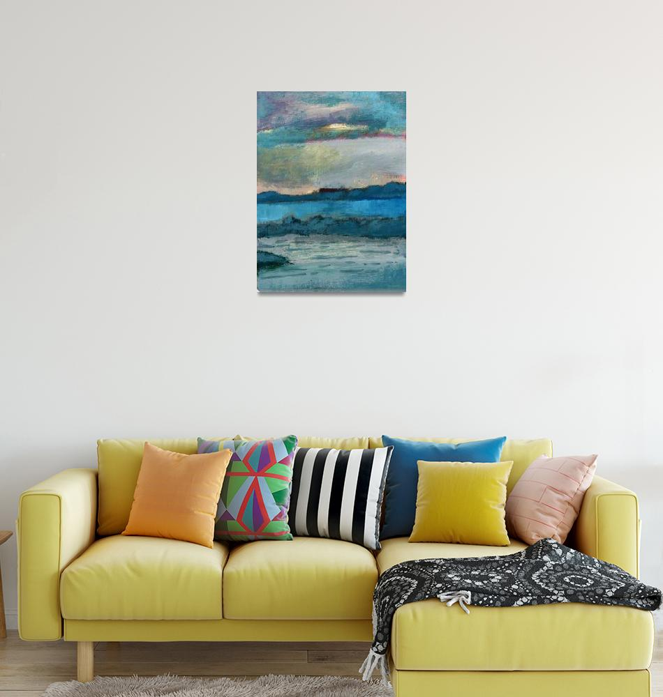 """The Blue Lagoon""  by richardstine"