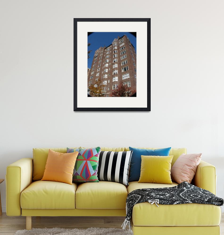 """Apartment Living""  (2007) by MarksClickArt"