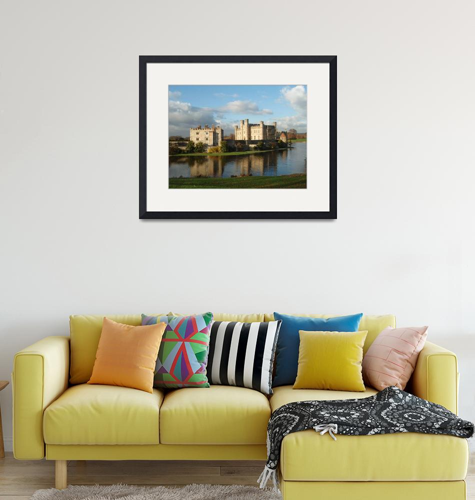 """""""Leeds Castle""""  by travelingphotos"""