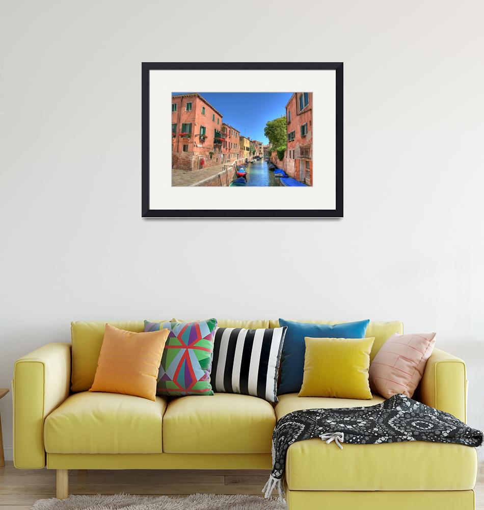 """""""The Colors of Venice""""  (2007) by scingram"""