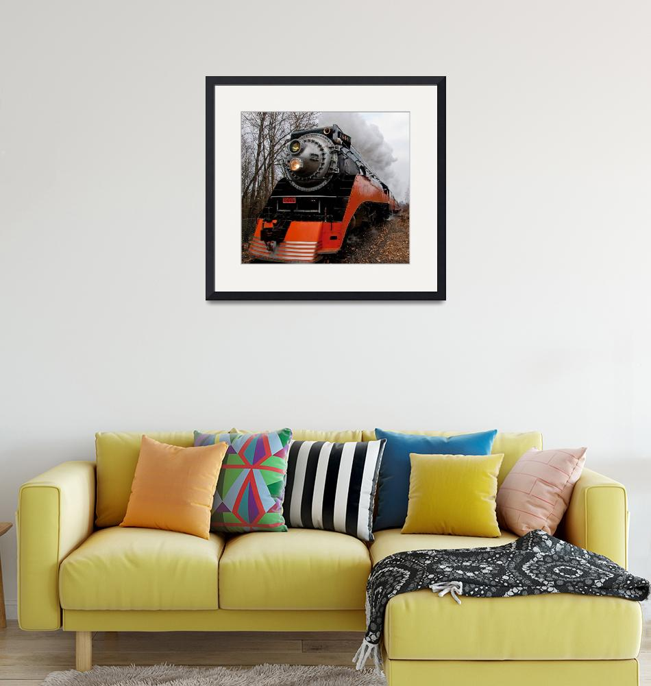 """""""SP 4449 Holiday Express""""  (2009) by william200549"""