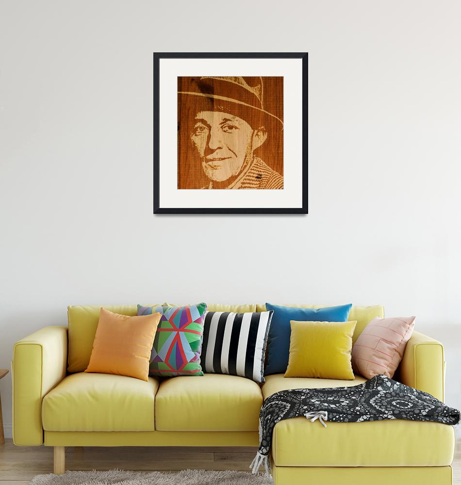 """""""BING CROSBY-PACQUET""""  (2013) by thegriffinpassant"""
