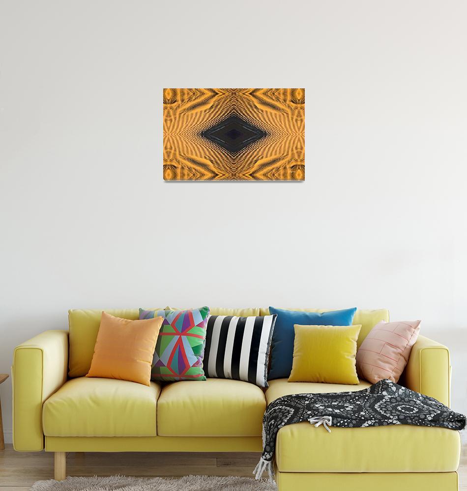 """Sahara pattern""  (2013) by ChristopherByrd"