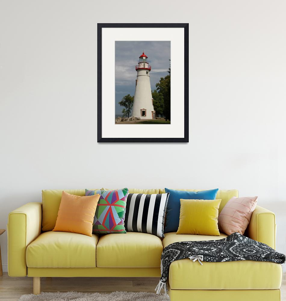 """Lighthouse""  (2010) by easyfigure"