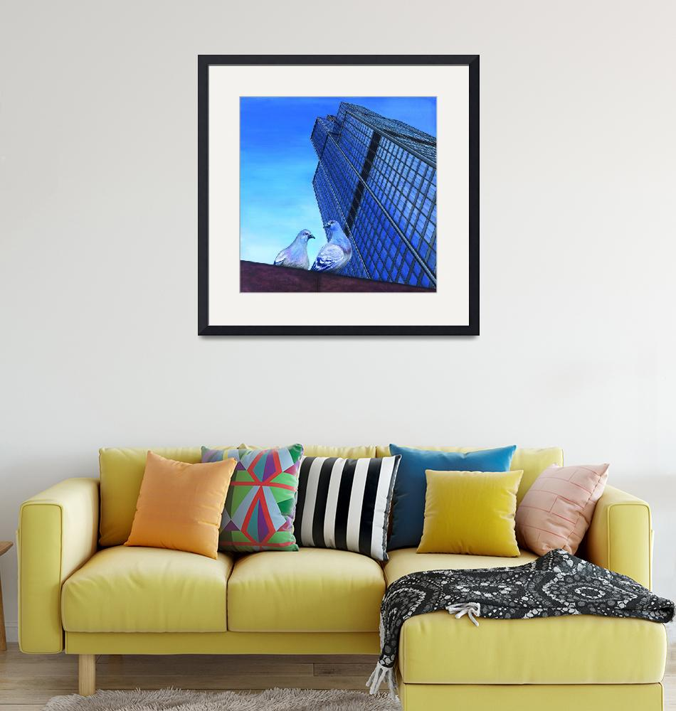 """Willis Tower""  by FranceMitchell"