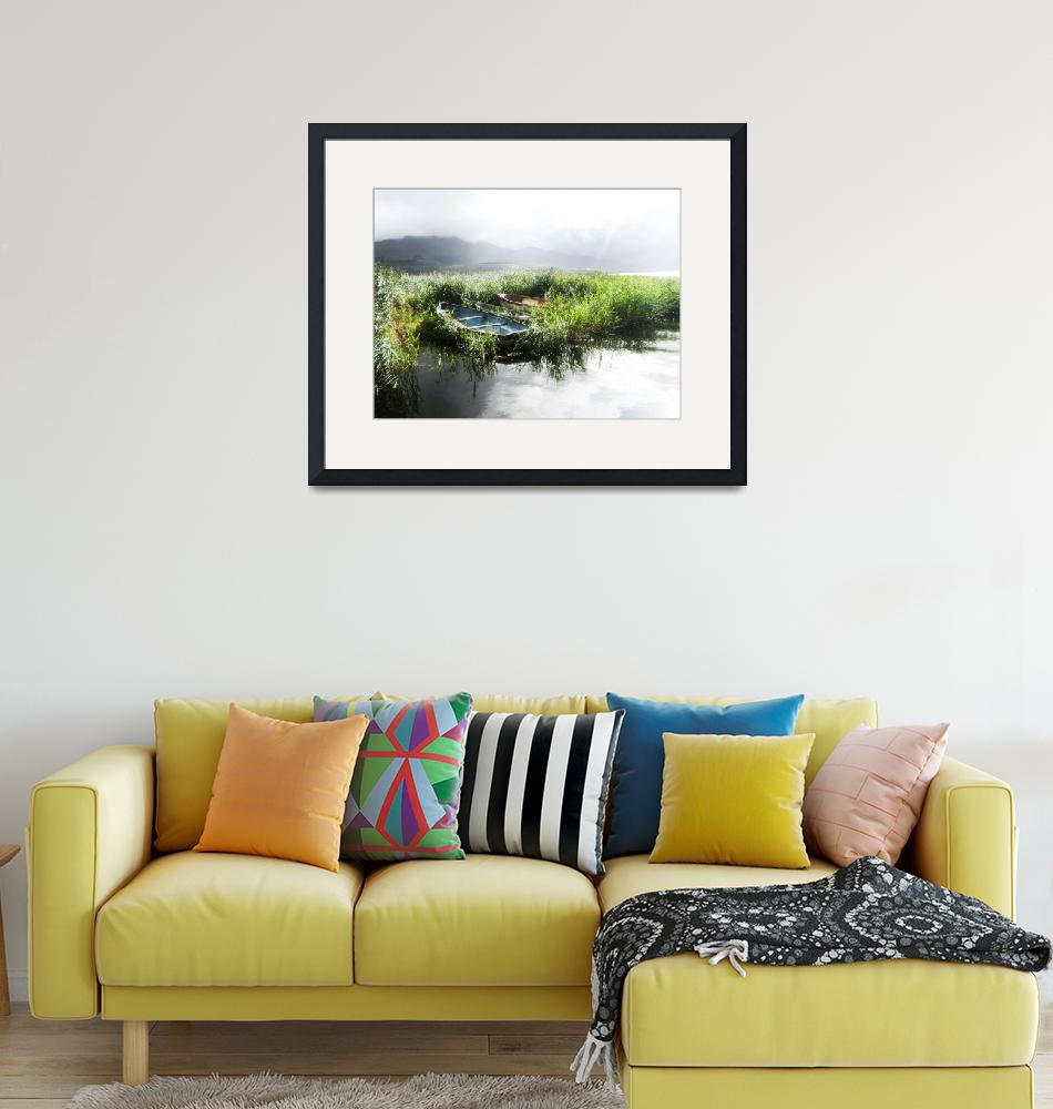 """""""lough gill""""  (2010) by pixelrev"""