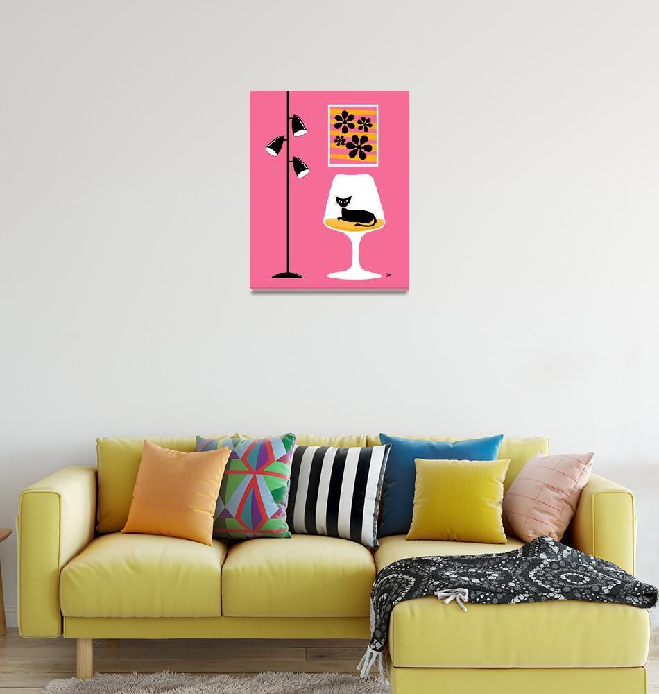 """Mini Groovy Flowers 1""  by DMibus"