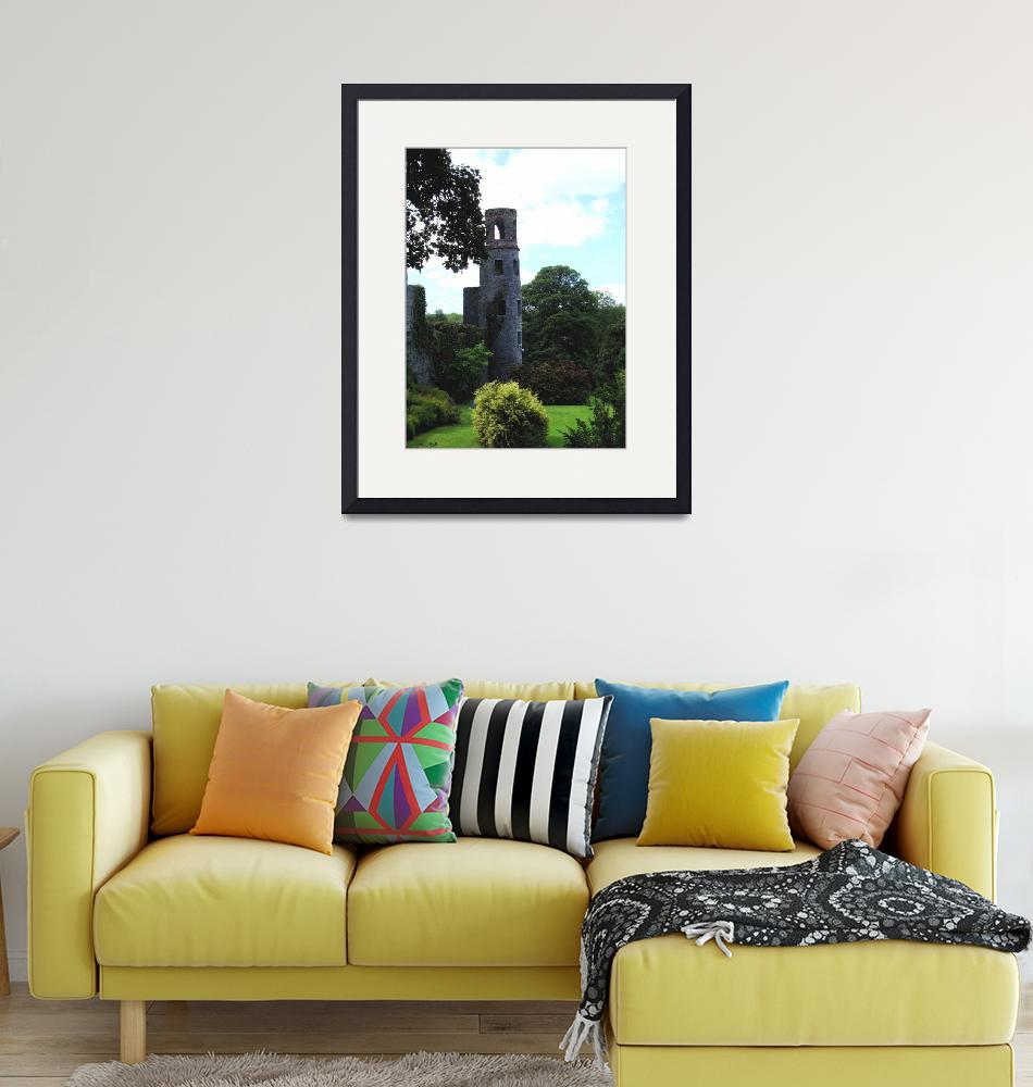 """""""Blarney Tower""""  (2007) by sdeighan"""